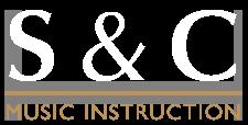 S & C Guitar Lessons Dubai Logo